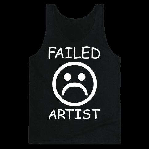 Failed Artist Tank Top