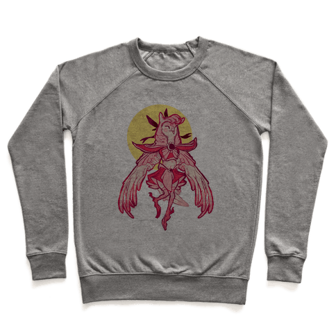 Magical Owl Girl Pullover