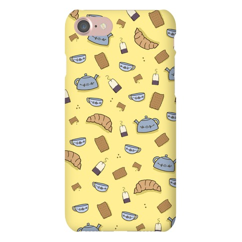 Tea Time Phone Case