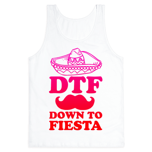 DTF Tank Top