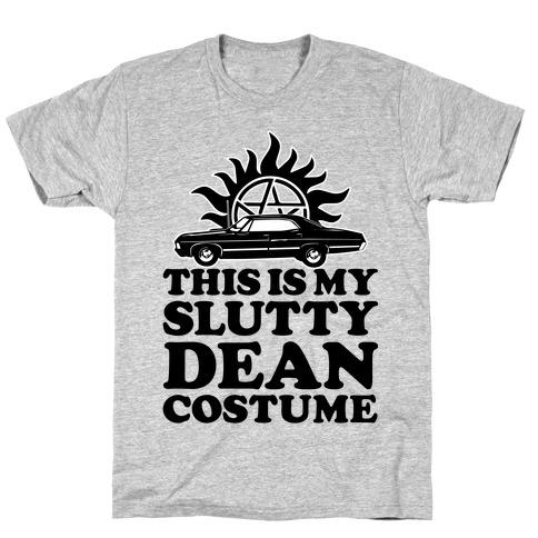 Slutty Dean Costume T-Shirt