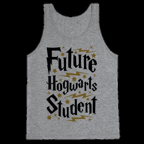 Future Hogwarts Student Tank Top