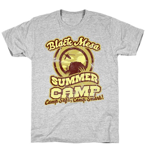 Mesa Summer Camp (distressed) T-Shirt