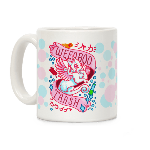 Weeaboo Trash Coffee Mug