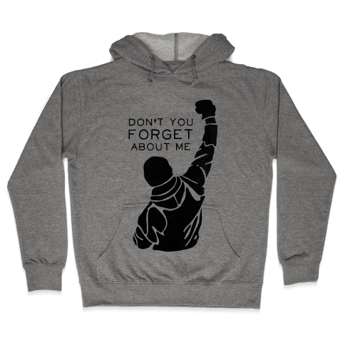 Don't Forget About Rocky (Tank) Hooded Sweatshirt