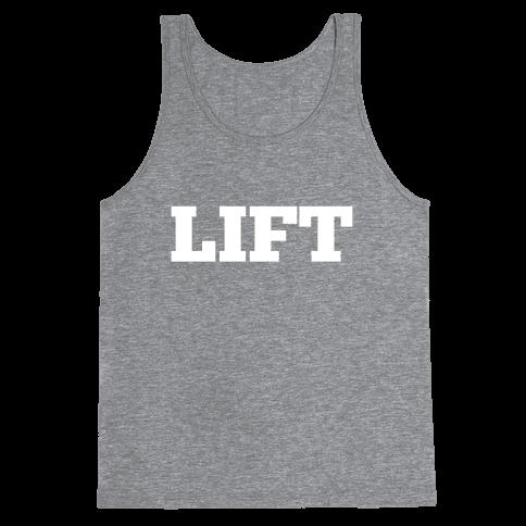 Lift Tank Top