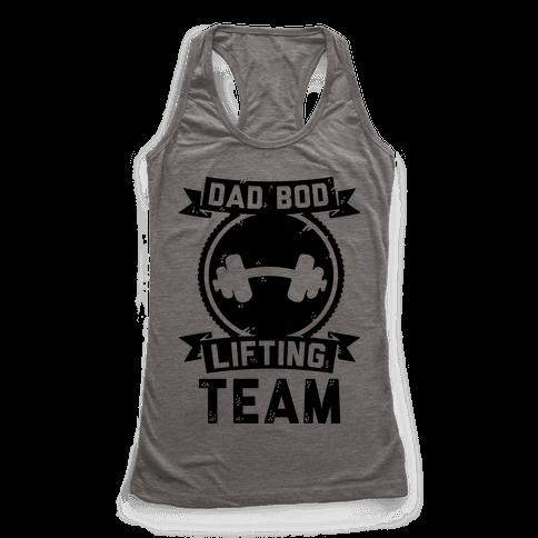 Dad Bod Lifting Team