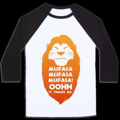 Mufasa Mufasa Mufasa! (baseball tee)