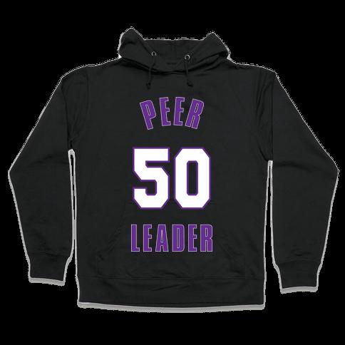 Peer Leader (50) Hooded Sweatshirt