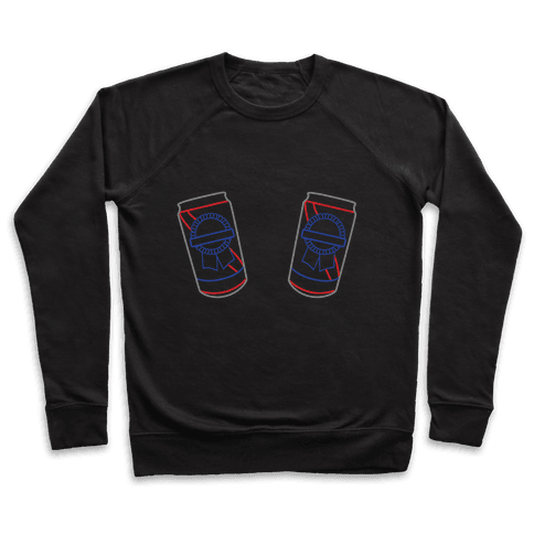 Grab a Couple Cans! Pullover