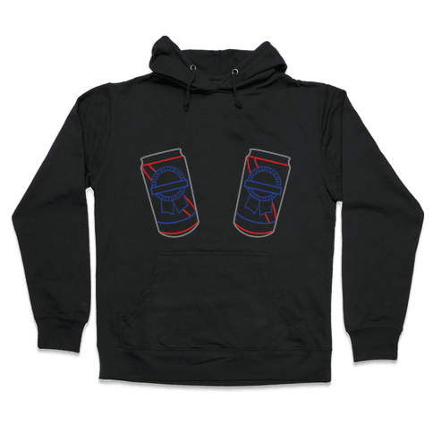 Grab a Couple Cans! Hooded Sweatshirt