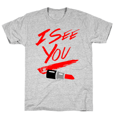 I See You Mens T-Shirt