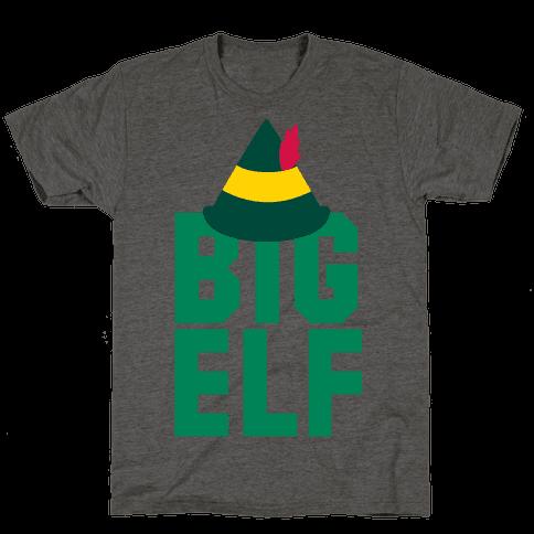 Big Elf Mens T-Shirt