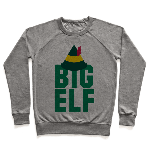 Big Elf Pullover