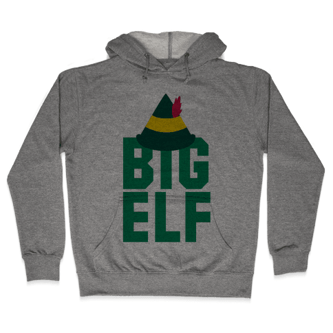 Big Elf Hooded Sweatshirt