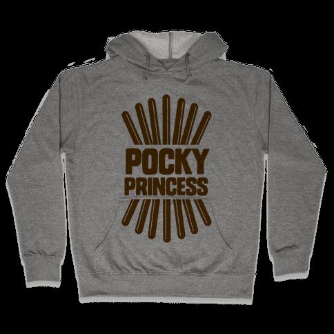 Pocky Princess Hooded Sweatshirt