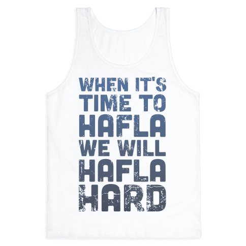 Hafla Hard Tank Top