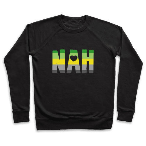 NAH- Aromantic Pride Pullover