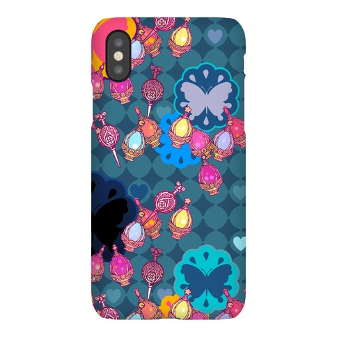 Madoka Soul Gem Pattern Phone Case