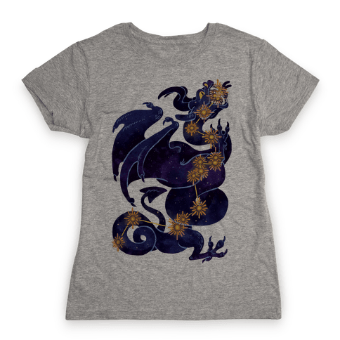 The Constellation Hydra Womens T-Shirt