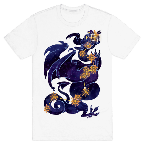 The Constellation Hydra Mens T-Shirt