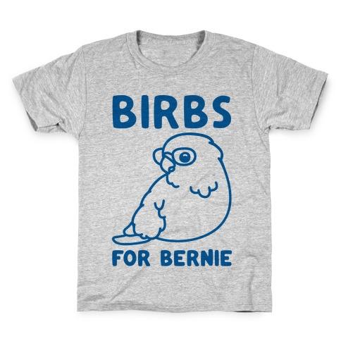 Birbs For Bernie Kids T-Shirt