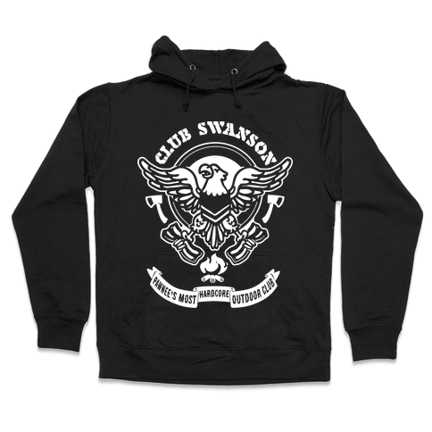 Club Swanson Hooded Sweatshirt