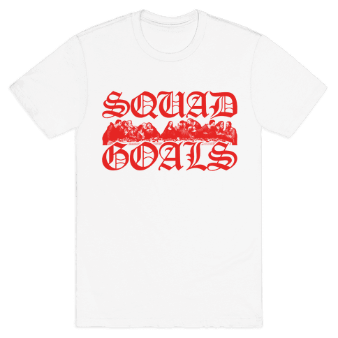 Squad Goals Apostles Mens T-Shirt