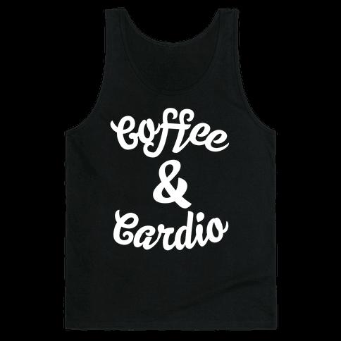 Coffee & Cardio Tank Top