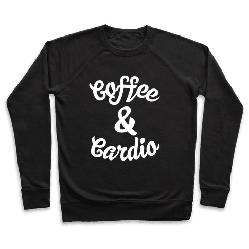 Coffee & Cardio Pullover
