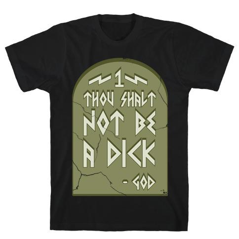 The Commandment T-Shirt
