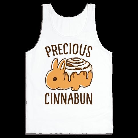 Precious Cinnabun Tank Top