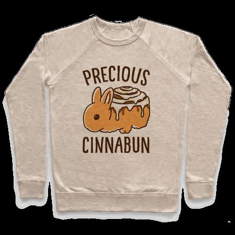 Precious Cinnabun Pullover