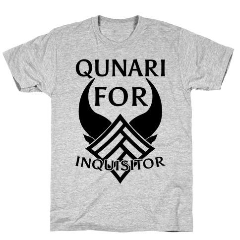 Qunari For Inquisitor T-Shirt