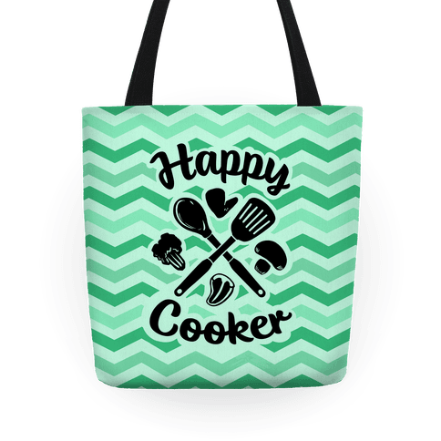 Happy Cooker Tote