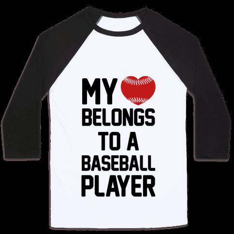 My Heart Belongs to a Baseball Player