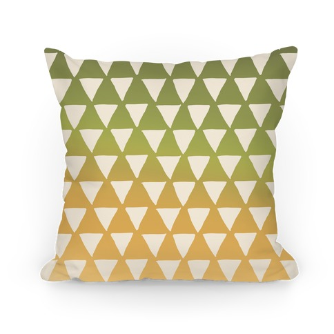 Triangle Ombre Pattern