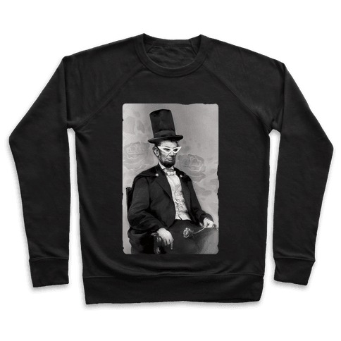 Japanese Abraham Lincoln Pullover