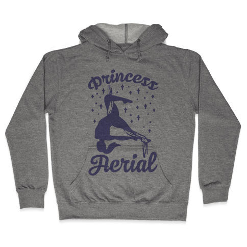 Princess Aerial Hooded Sweatshirt