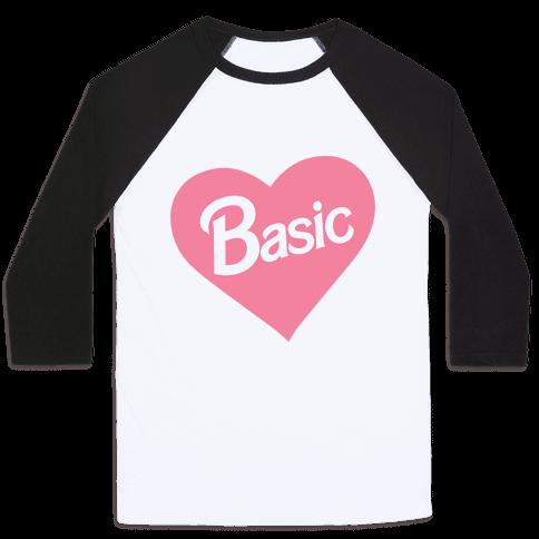 Basic Baseball Tee