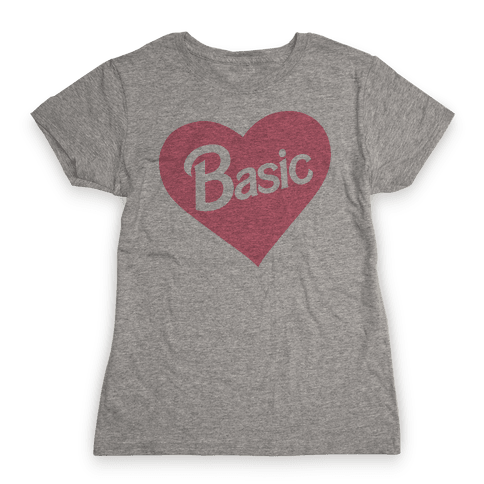 Basic Womens T-Shirt