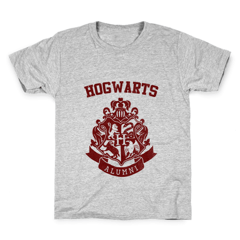 Hogwarts Alumni (Gryffindor) Kids T-Shirt