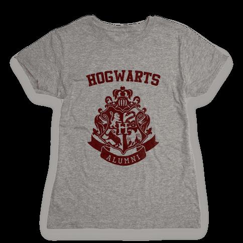 Hogwarts Alumni (Gryffindor) Womens T-Shirt