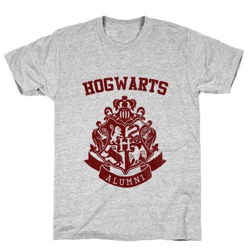 Hogwarts Alumni (Gryffindor) Mens T-Shirt