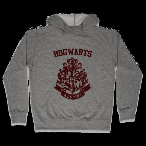 Hogwarts Alumni (Gryffindor) Hooded Sweatshirt