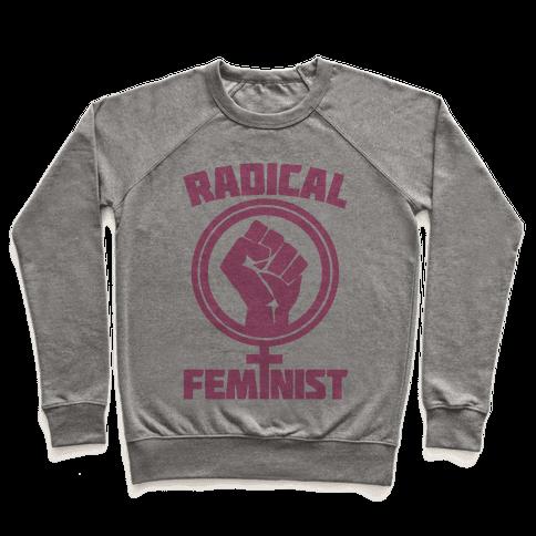 Radical Feminist Pullover