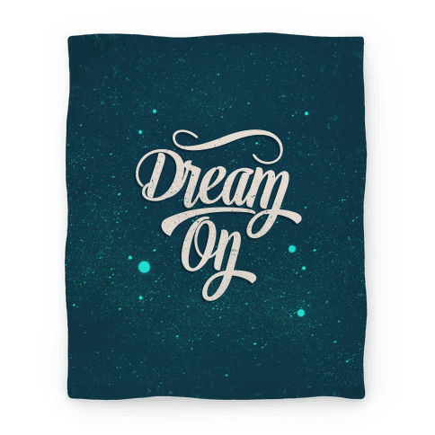 Dream On Blanket