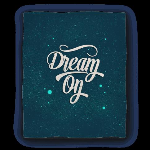 Dream On Blanket