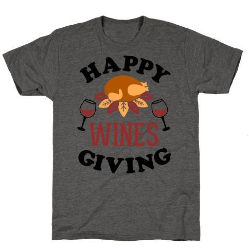 Happy Winesgiving T-Shirt
