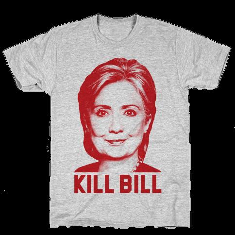 Kill Bill Hillary Mens T-Shirt